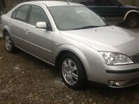 FORD MONDEO 2.0 DIESEL LOW MILEAGE