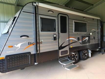 New Age BR17 ES2 Caravan Burpengary Caboolture Area Preview