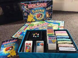 Pokémon Monopoly
