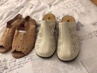 2 pair of Footwear