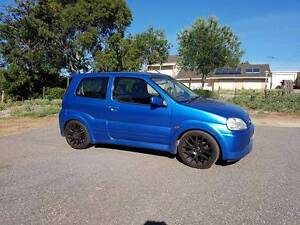 SUZUKI IGNIS SPORT FOR (UTE) Golden Grove Tea Tree Gully Area Preview