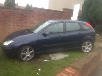 2003 ford focus 1.8 TDDI - MOT JAN