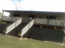 High set home on two fenced areas double shed Curra Gympie Area Preview