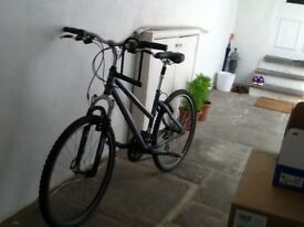 Good condition Dawers bike it comes with a pad lock.
