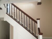 Handrails banisters
