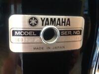 "Yamaha 9000 recording custom 14"" x 8"" snare drum"