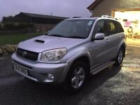 Toyota RAV4 XT3 D-4D Silver for sale £3200 ono, County Down