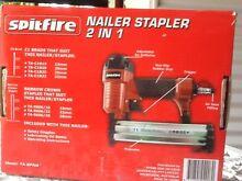 Spitfire 2 in 1 nail stapler Millner Darwin City Preview