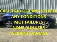 SCRAP YOUR CAR TODAY NONE RUNNERS MOT FAILURES HANDSWORTH