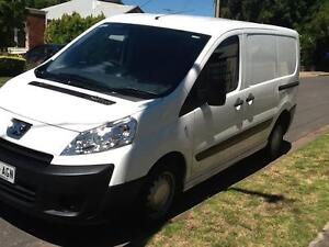 2010 Peugeot Expert Van/Minivan Adelaide CBD Adelaide City Preview