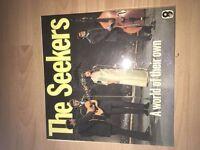 'Seekers' Vinyl Vintage Box set