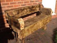 Fred Flintstone garden bench for sale