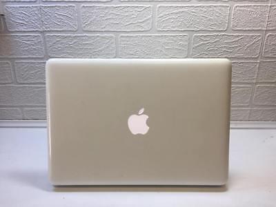 "Apple MacBook A1342 13.3"" screen Laptop , 4GB RAM, 250HDD, High SierraOS"