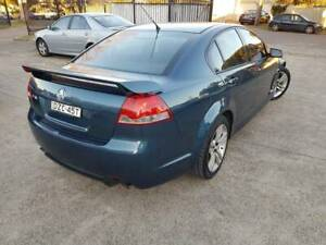 2009 Holden Commodore SV6 Auto Sedan 1 OWNER 2 KEYS LONG REGO Roselands Canterbury Area Preview