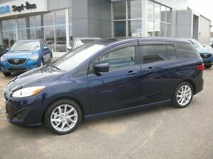 2012 Storm Blue Mazda 5 GT AT (Equipped for paraplegic)