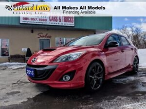 2013 Mazda MazdaSpeed3 MSP3 SPEED 3!! CERTIFIED AND MINT COND...