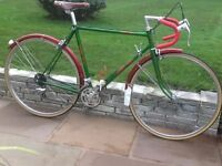 Harry Hall Vintage Bike