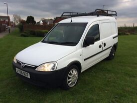 2007 VAUXHALL COMBO VAN 1.7*FULL SERVICE HISTORY* READY FOR WORK£795