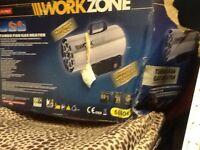 Blow heater new