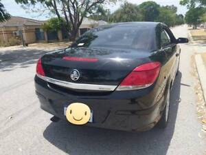 2009 Holden Astra Convertible twin top 4 speed