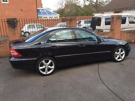2006 Mercedes C180 Komp Avantgarde SE A 4 Door Saloon Petrol car. A reluctant sale.