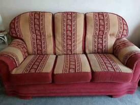 Sofa and seats