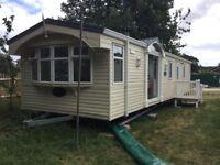 Willerby Lyndhurst 38ft x 12ft 2004 2 Bedroom Static Caravan
