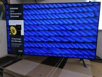 "55"" Samsung QLED 4k uhd hdr10+ smart tv QE55Q70RAT"