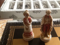 Chess Set and Board