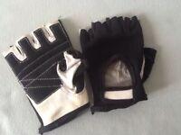 Hockey tip less gloves