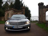 Mercedes C200 Elegance