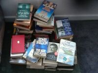 Joblot of 54 books - ideal for car boot