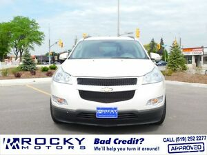 2011 Chevrolet Traverse $22,995 PLUS TAX