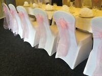 CoverMeCute Chair Cover Hire and more... come and see :)
