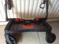 Buggy board/stroller platform, Lascal Maxi