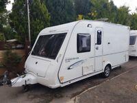 2010 Compass Corona Club 474 4 Berth Caravan Motor Mover Awning! Bargain!