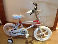 "Boys 14"" bike **NEW**"