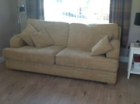 4 seater sofa for sale, great condition, very comfy