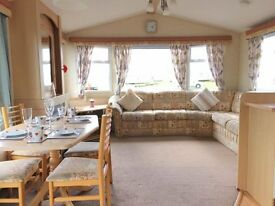 Beautiful caravan for sale with central heating