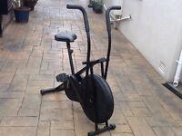 Sturdy exercise bike