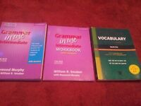 Grammar in Use Intermediate Student's Book with answers, 3rd edition, 2009, textbook +workbook + CD