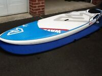 """Fanatic Allwave 8'11"""" SUP Stand up paddle board £700"""