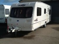 2005 Bailey pageant vendee fixed bed 4 berth