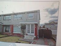 3bedroom Semi detached house for sale in liddesdale avenue in foxbar