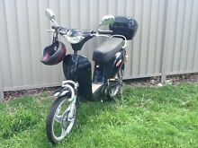 Power-Ped Electric Bike Woolgoolga Coffs Harbour Area Preview