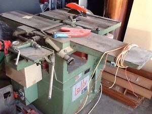 Combination woodworking Machine Hamersley Stirling Area Preview