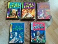 Tales from the crypt box sets season 1 to 5