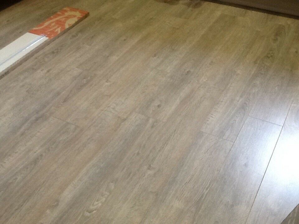 12 Metres Of Golden Select Providence Laminate Flooring In
