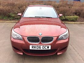 BMW M5 5.0 SMG 4dr - FSH, 2 Keys, MOT Feb 2018, New Clutch 2012 71K - 3 months warranty
