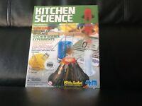 Kitchen science & Glow in the dark science
